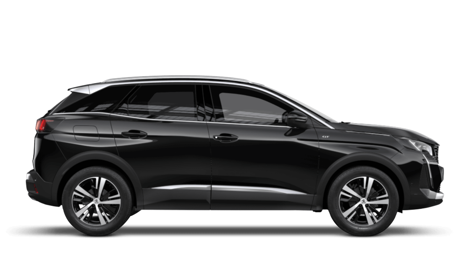 Nera Black New Peugeot 3008 SUV