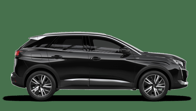 Nera Black New Peugeot 3008 SUV