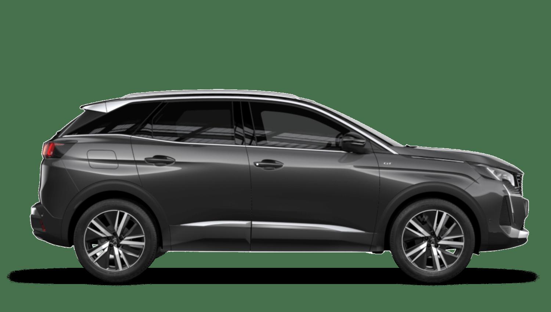 Nimbus Grey New Peugeot 3008 SUV