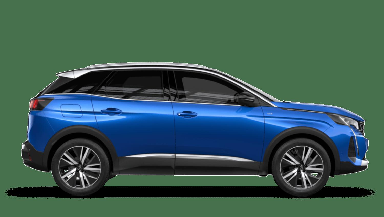 Vertigo Blue New Peugeot 3008 SUV
