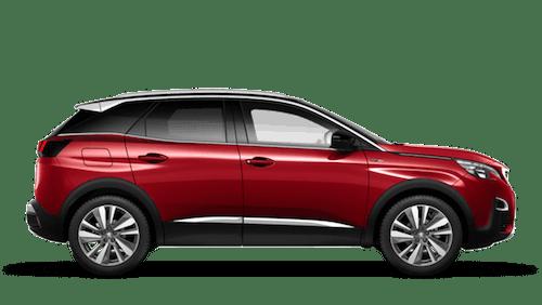 peugeot 3008 SUV GT Line Premium Offer