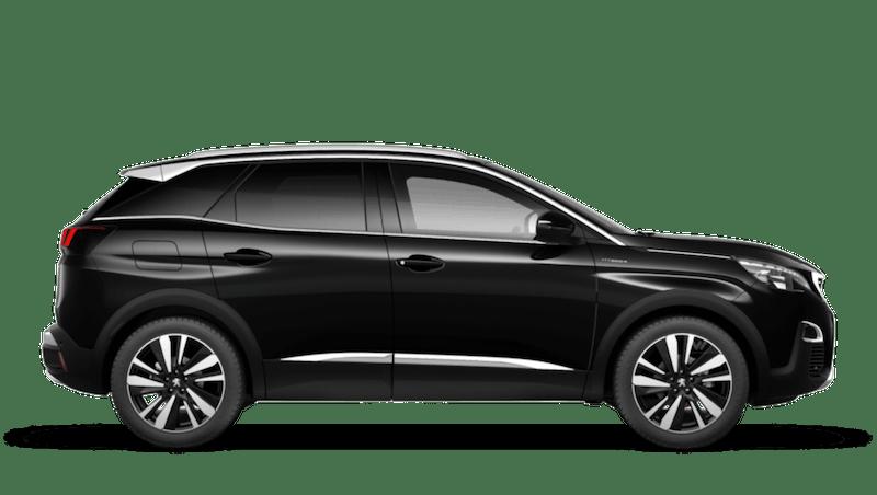 Nera Black Peugeot 3008 SUV Hybrid
