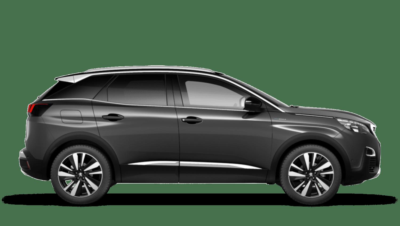 Nimbus Grey Peugeot 3008 SUV Hybrid