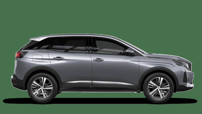 Cumulus Grey New Peugeot 3008 SUV Hybrid