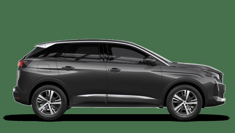Nimbus Grey New Peugeot 3008 SUV Hybrid