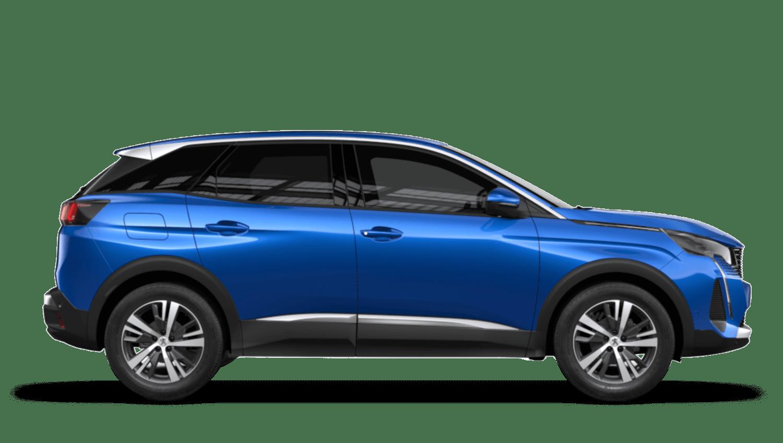 Vertigo Blue New Peugeot 3008 SUV Hybrid