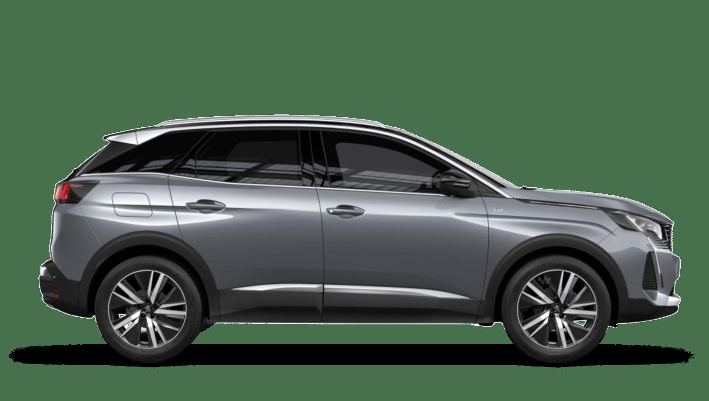 Cumulus Grey New Peugeot 3008 Hybrid