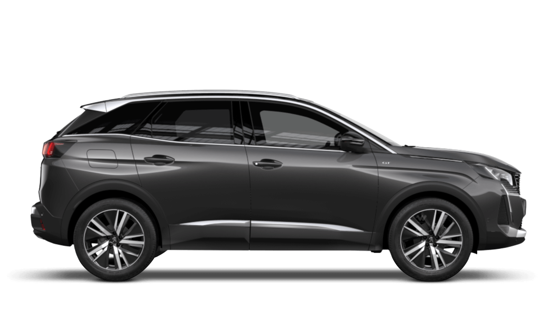 Nimbus Grey New Peugeot 3008 Hybrid
