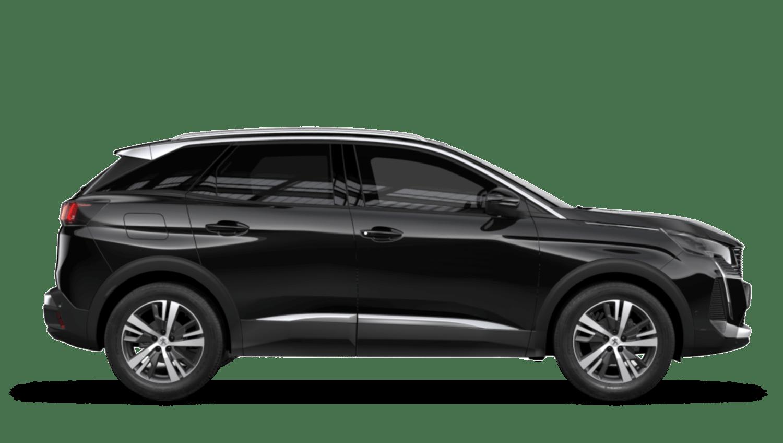 Nera Black New Peugeot 3008 Hybrid