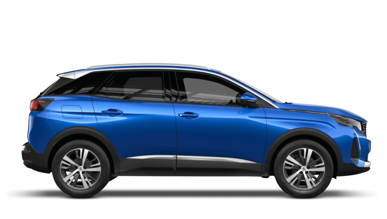New Peugeot 3008 SUV Hybrid