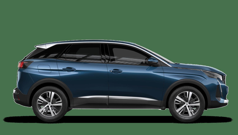 Celebes Blue New Peugeot 3008
