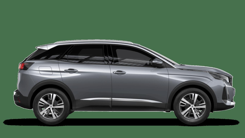 Cumulus Grey New Peugeot 3008