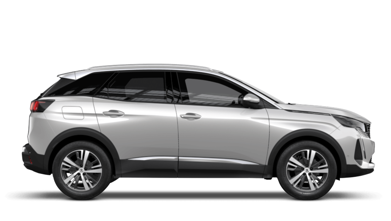 Pearlescent White New Peugeot 3008
