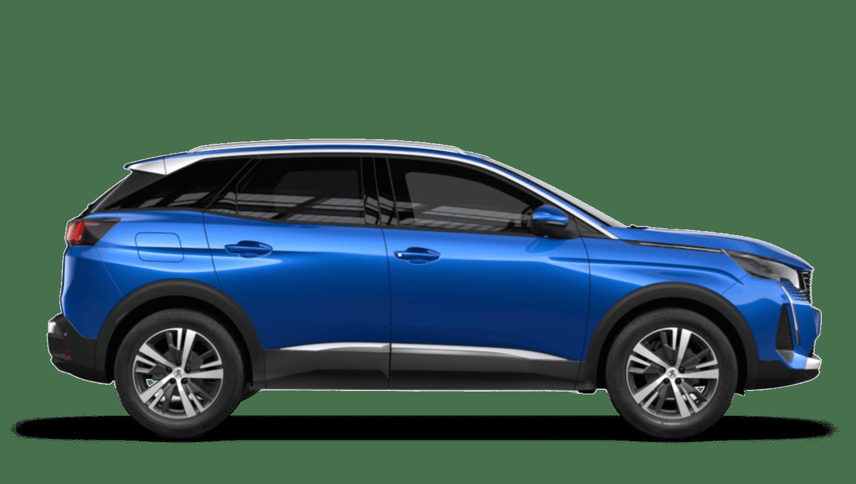 Vertigo Blue New Peugeot 3008