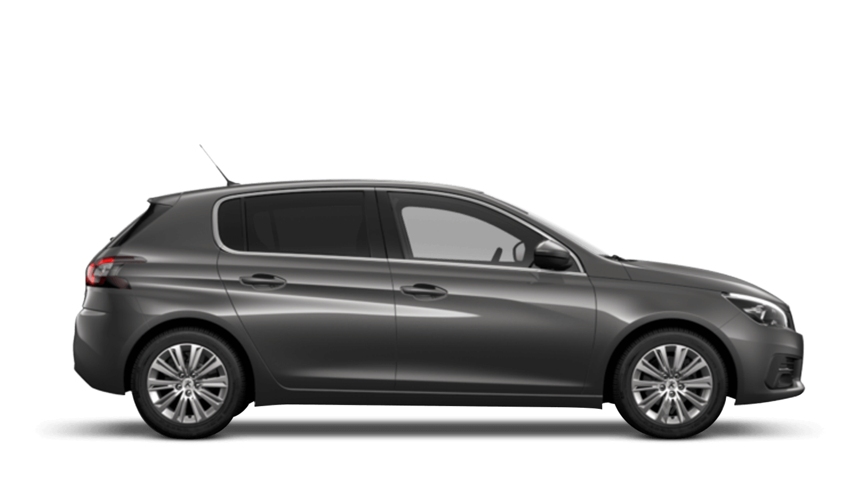 Nimbus Grey Peugeot 308