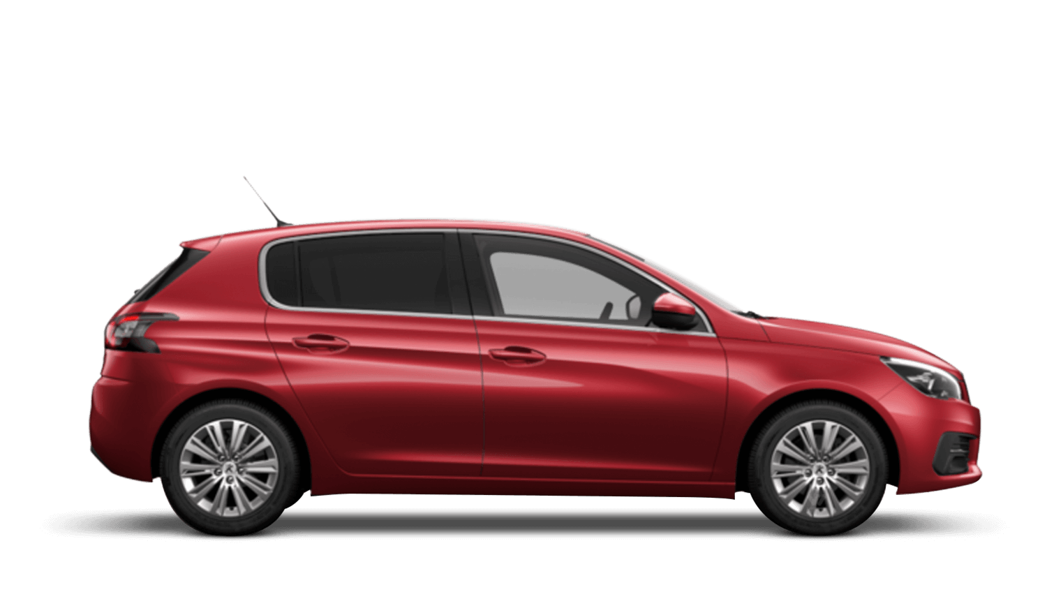 Ultimate Red New Peugeot 308