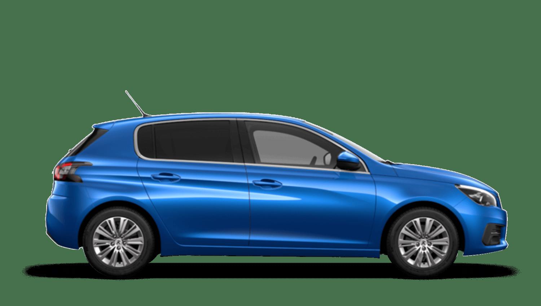 Vertigo Blue Peugeot 308