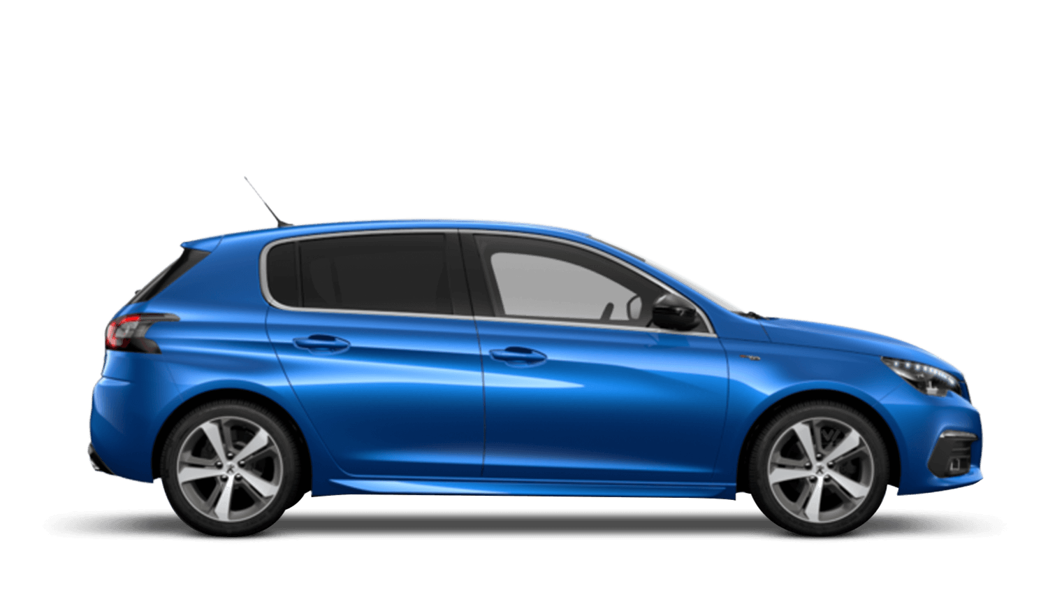 Vertigo Blue New Peugeot 308