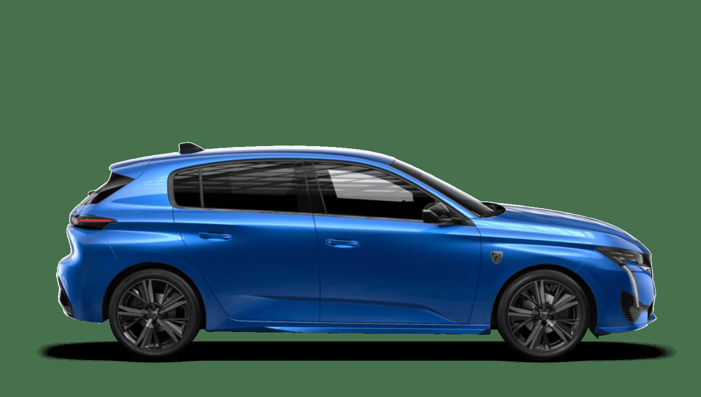 Vertigo Blue New Peugeot 308