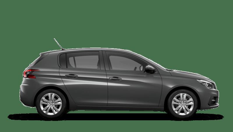 Nimbus Grey Peugeot 308 5 Door
