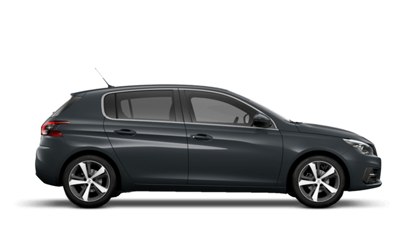 Hurricane Grey Peugeot 308 5 Door