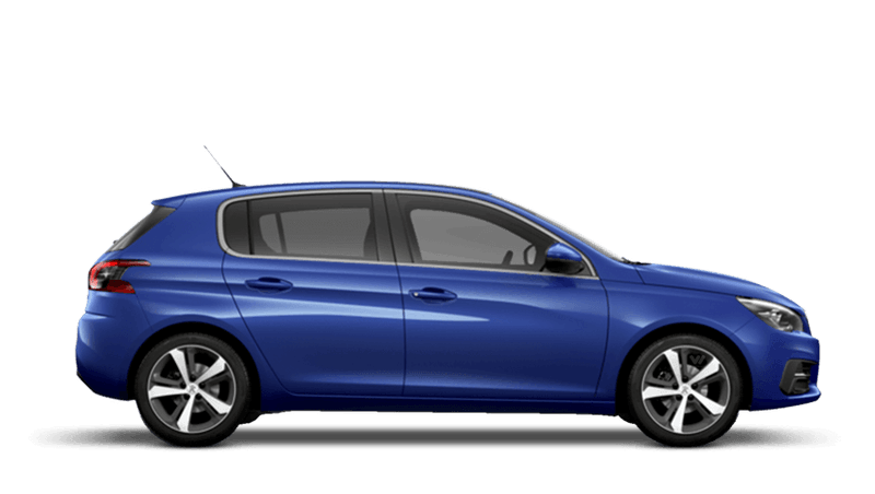 Magnetic Blue Peugeot 308 5 Door