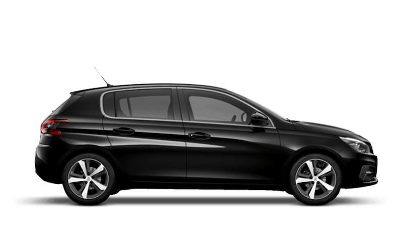 Nera Black Peugeot 308 5 Door