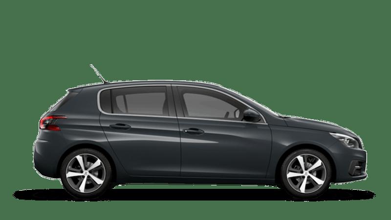 Hurricane Grey Peugeot 308