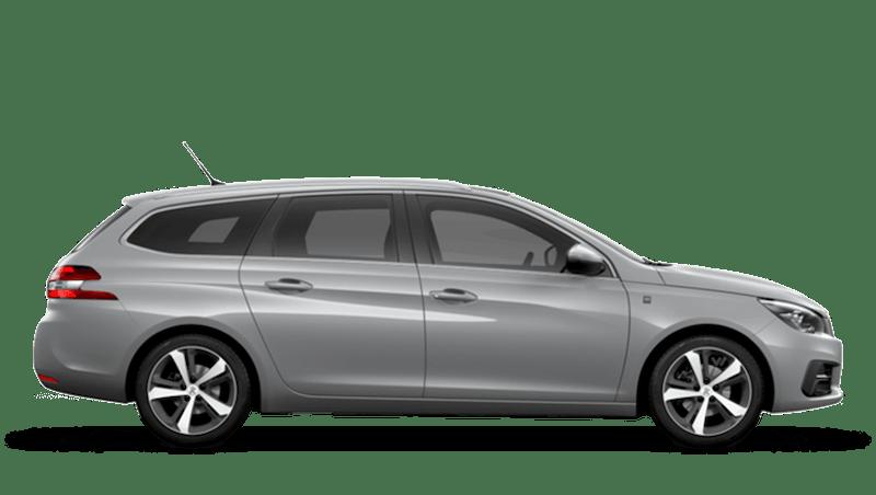 Cumulus Grey Peugeot 308 Sw