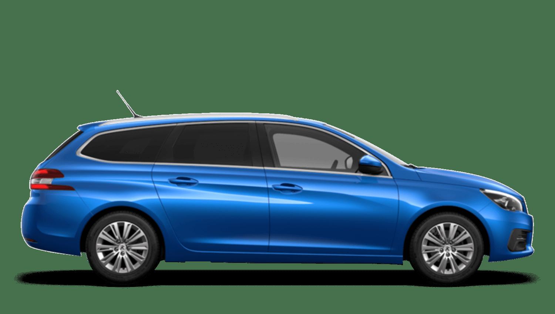Vertigo Blue New Peugeot 308 SW