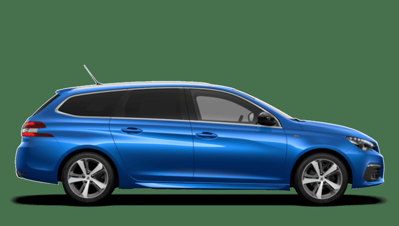 Vertigo Blue Peugeot 308 SW