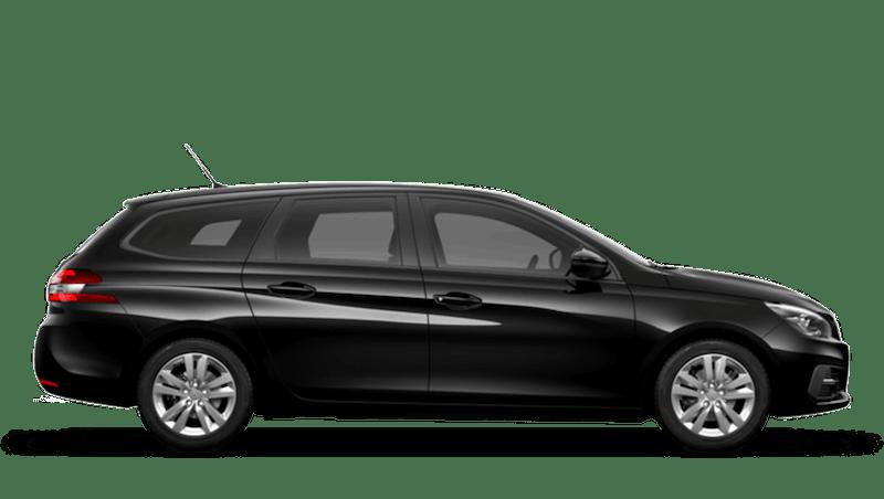 Nera Black New Peugeot 308 SW
