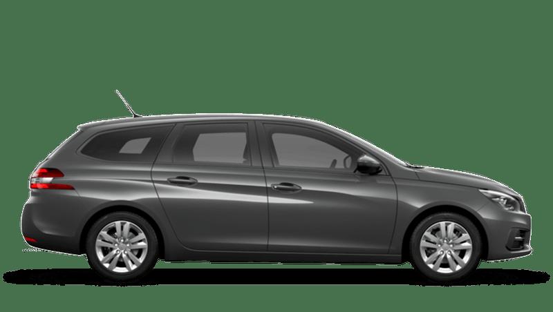 Nimbus Grey New Peugeot 308 SW