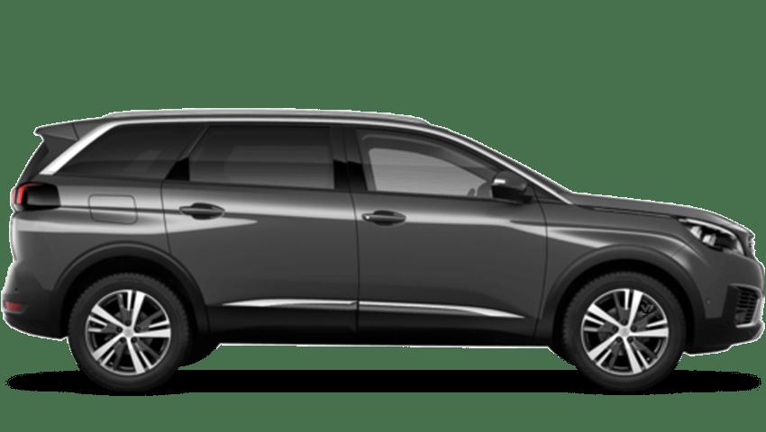Nimbus Grey Peugeot 5008 SUV