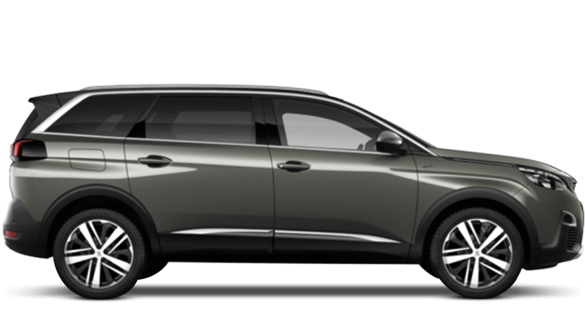 Amazonite Grey Peugeot 5008 SUV