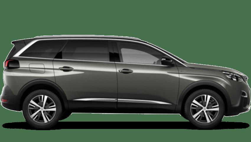 Amazonite Grey Peugeot 5008 SUV