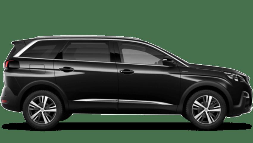 Nera Black Peugeot 5008 SUV