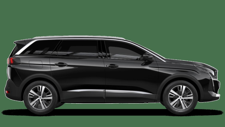 Nera Black New Peugeot 5008