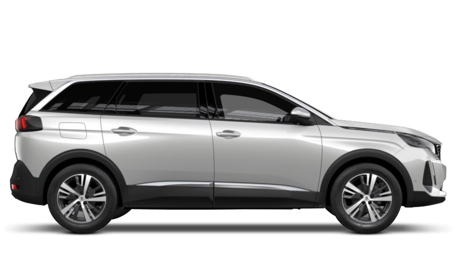 Pearlescent White New Peugeot 5008