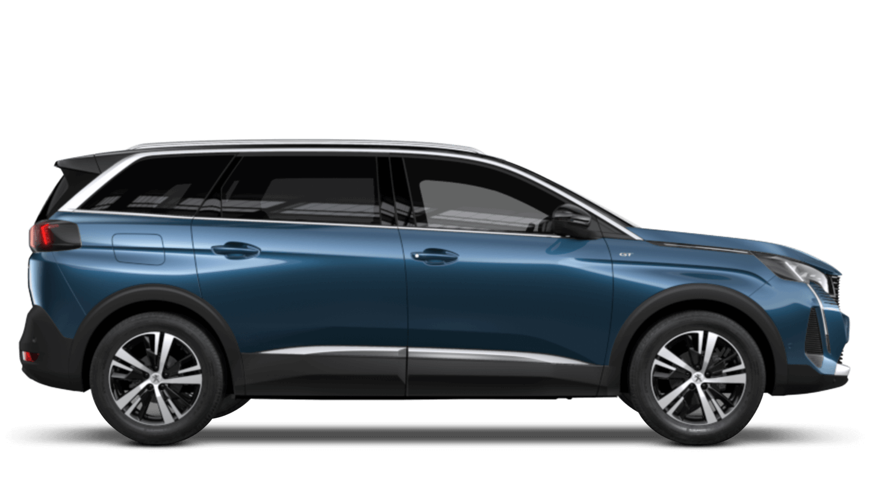 Celebes Blue New Peugeot 5008 SUV