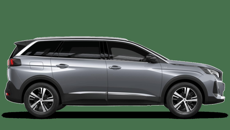 Cumulus Grey New Peugeot 5008 SUV