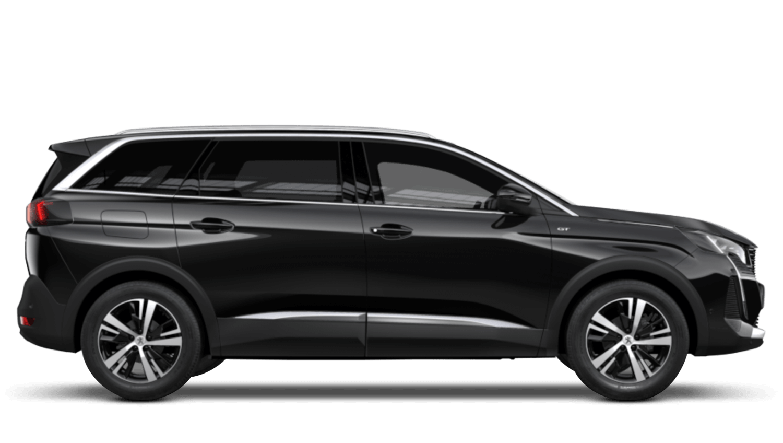 Nera Black New Peugeot 5008 SUV