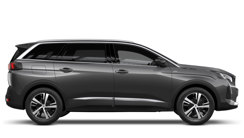 Nimbus Grey New Peugeot 5008 SUV