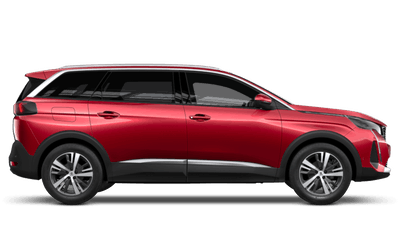 New Peugeot 5008 SUV Allure