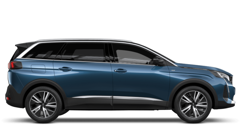 Celebes Blue New Peugeot 5008
