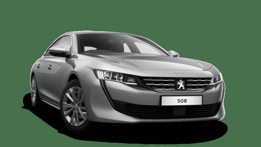 Cumulus Grey Peugeot 508 Fastback