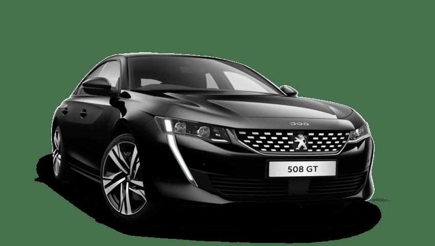 Nera Black Peugeot 508 Fastback