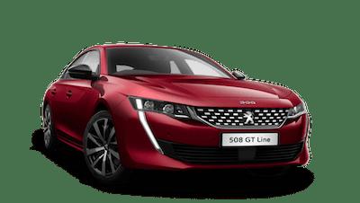 All-New Peugeot 508 GT Line