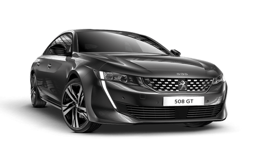 Peugeot 508 Fastback Brochure