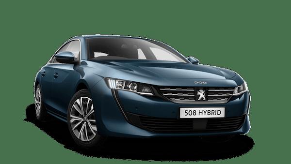 Peugeot 508 Hybrid Allure